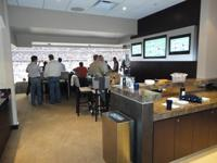 We are offering a terrific sideline Luxury Suite for