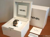 Armin Strom - Manual Fire 18k Rose Gold Limited to 100