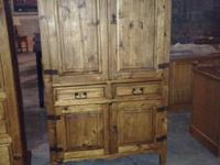 Beautiful piece of furnishings in the popular Rustic