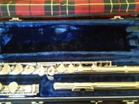For sale - a gently utilized Armstrong band flute