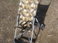 Army Camouflage Umbrella Stroller - for Baby Great