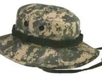Official Army Boonie Hat. Size 7 1/4, Medium. With
