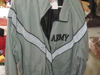 Army IPFU Jacket, Grey - 571. Large-Regular - 1 Army