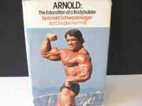 ARNOLD, The Education of a Bodybuilder by Arnold