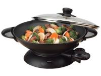 Stir-fry in style with the Aroma 5 qt. Electric Wok,