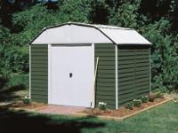 Original Shelters is your source for Arrow Metal Sheds