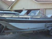 1980 17 foot ArrowGlass Pleasure Boat with 85 HP design