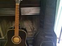 Art and Lutherie hand crafted acoustic guitar Only used