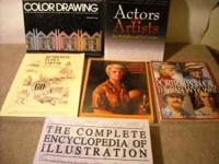 very nice collection for the aspiring artist...........