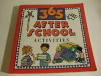 365 After School Activities, Craft Fun!, Art Fun!. $5