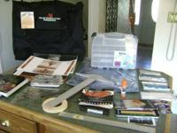 ART KIT NEEDED TO ATTEND ART INSTITUTES COMPLETE KIT -
