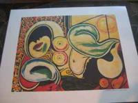 Picasso - Collection Domaine - Abstract Art - Fruit,