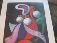 Picasso - Collection Domaine - Abstract Shapes, Actual