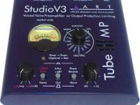 ART Tube MP Studio V3 Mic Preamp  Improve
