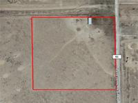 10 Acres +/- Located west of Artesia off of the Hope