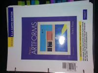 I have brand new copy of Prebles Artforms for Art and