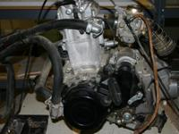 2003 artic cat 500 motor and parts four wheel drive