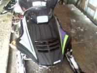 Arctic Cat 91 Prowler snowmobile, runs great and in