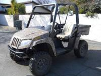 2009 Artic cat Prowler 650 XT in great condition only