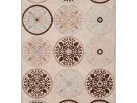 The Clay Cream 2 ft. 6 in. x 7 ft. 10 in. Area Rug