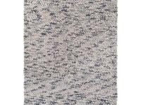Hand woven in 100% New Zealand wool, this shag rug is