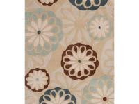 The Escalon collection displays a lovely floral pattern