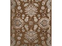 The Lauren Chocolate 4 ft. x 5 ft. 7 in. Area Rug