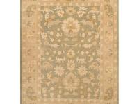 Hand knotted in 100% New Zealand wool, this rug
