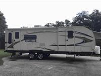 ARV&^%* 2009 Keystone Outback 268RL Travel Trailer,