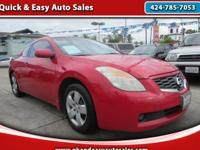 Year: 2008 Make: Nissan Model:Altima 2.5 S Call for