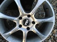 Up for sale are 4 ASA model JH3 wheels for sale.  2 of