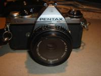 Asahi Pentax ME camera body-$100.00 or obo with Pentax