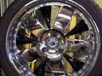 These Asanti wheels are $10,000 brand new! You're