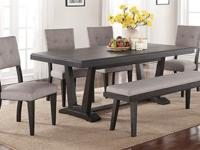 Ashen Echo is a great center piece to any dining room