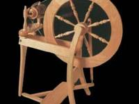 Ashford Traditional Spinning Wheel. Single drive (