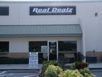 "REAL DEALZ MATTRESSES and FURNISHINGS   At ""REAL"