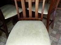 Fabulous counter or pub height table with one leaf and