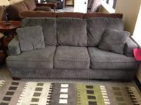 This posting is for a pre-leased couch and loveseat  It