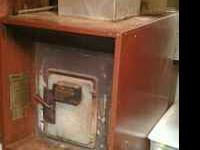 Have an in home furnace system with new fire bricks and