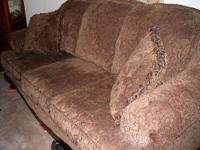 Ashley Sofa and Loveseat, Like new condition, Nice