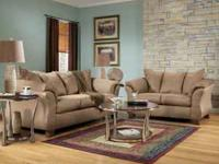 BRAND NEW Ashley Sofa and Loveseat. PRICED TO SELL