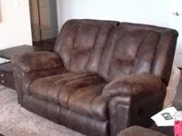 3-year old like new sofa and loveseat for sale. The set