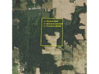 +/- 50 Acres Coles County, IL Excellent hunting