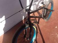 "I have an eastern Bmx bike available. It is a 21"" Tt,"