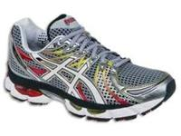 Asics GEL-Nimbus 13 available at The Athlete's