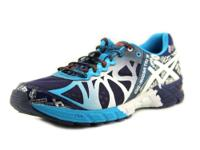 Asics boasts a broad line of sports footwear and