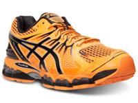 Find your perfect fit in the Men's Asics GEL-Nimbus 15