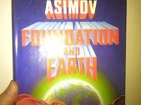 Issac Asimov 1986 1st edition Hardcover with dust