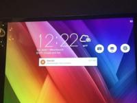 "Asus 8"" tablet 32g , 64 bit , 2k .6.6mm thin ,rich had"