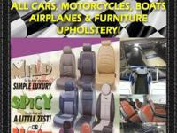 *** 25% Off Before Winter Upholstery Special ***  Call